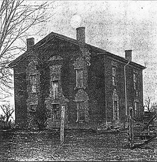 Ewington Court House