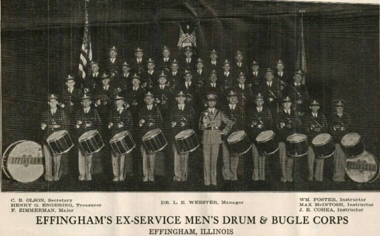 TC - Drum and Bugle