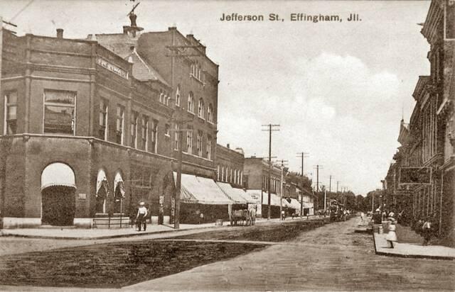 Jefferson St.
