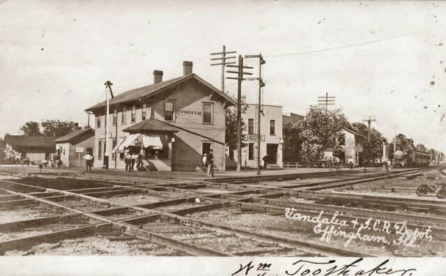 Effingham Depot