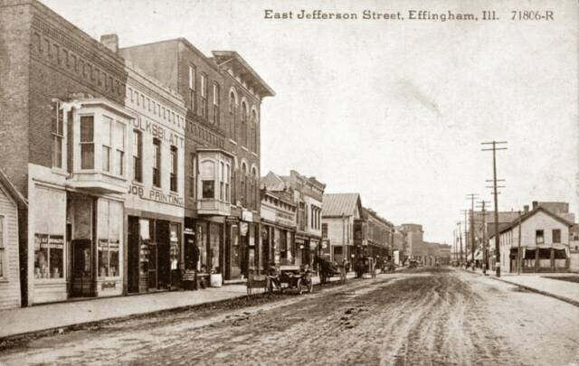 East Jefferson Street