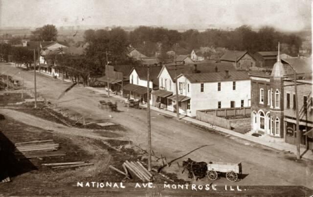 National Ave.
