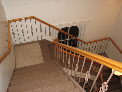 Main stair well